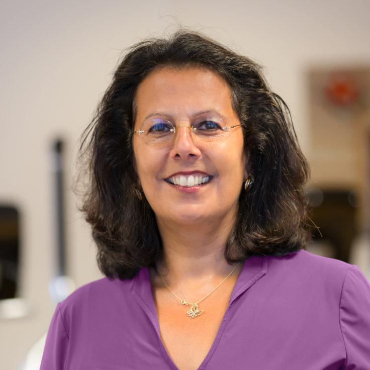 Portretfoto Luciënne Lagas